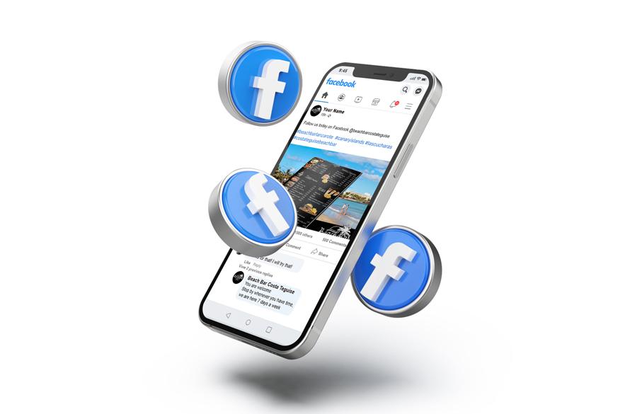 Beach-Bar-Costa-Teguise-Facebook-Follow-us-button